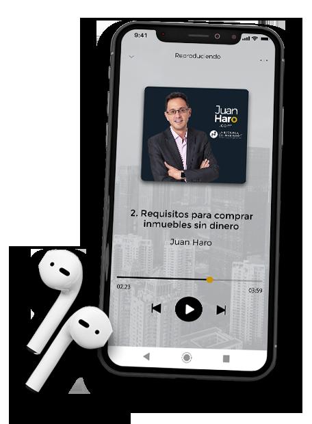 Audios Juan Haro