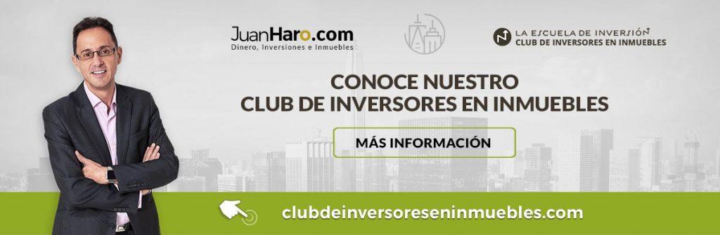 Club de inversores en inmuebles